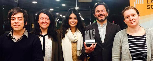Premio Fintech Impacto Social la Bolsa Social