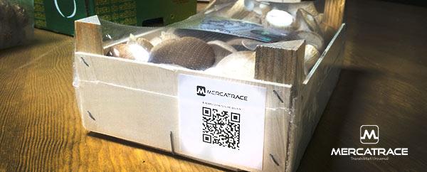 Código QR de Mercatrace - El blog de la Bolsa Social