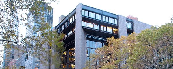 Edificio de la Fundación Ford - la Bolsa Social