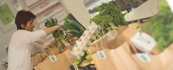 Una recogida de productos Farmidable - el blog de la Bolsa Social