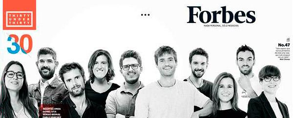 Portada de Forbes España de octubre de 2017
