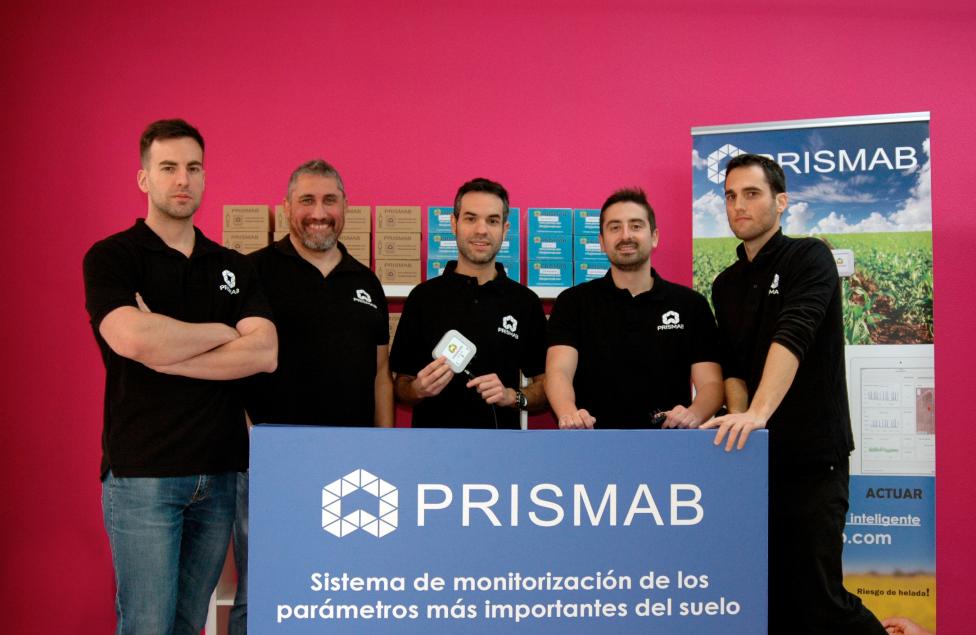 equipo PRISMAB, PROYECTO FINANCIADO EN LA BOLSA SOCIAL EN 2019